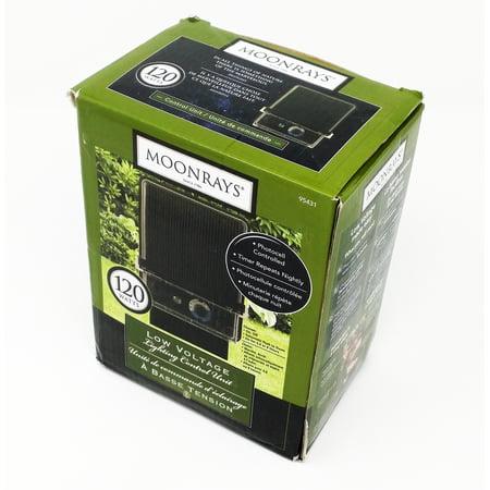 Moonrays 95431 120 Watt Pack For Outdoor Low Voltage Lighting Open Box
