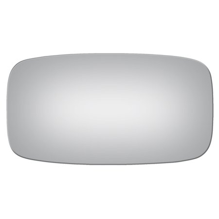 Burco 3072 Right Side Mirror Glass for Ford Escort, EXP, Mustang, Mercury - Mercury Ln7 Lynx