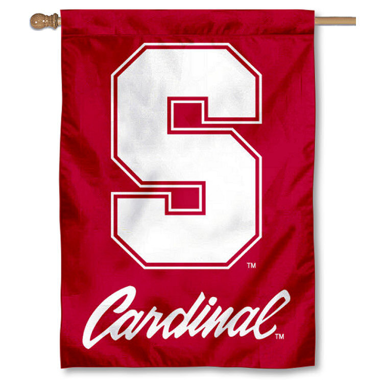 "Stanford Cardinal 30"" x 40"" House Flag and Banner"