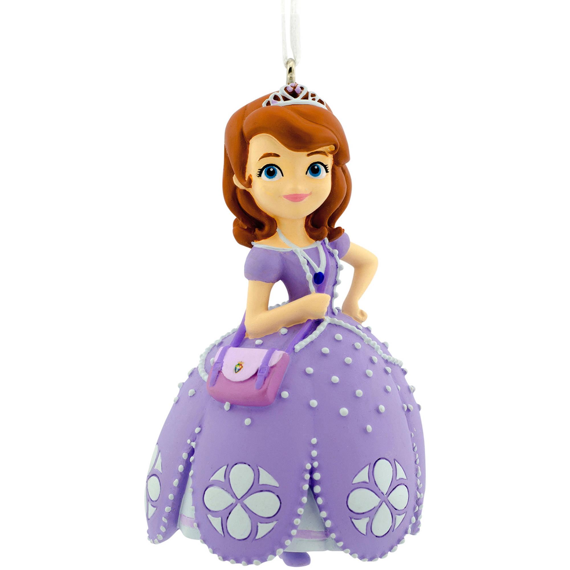 Peachy Hallmark Disney Junior Sofia The First Christmas Ornament Easy Diy Christmas Decorations Tissureus
