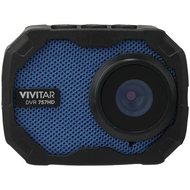 Vivitar Dvr757 Blu Go Cam Walmart Com Walmart Com
