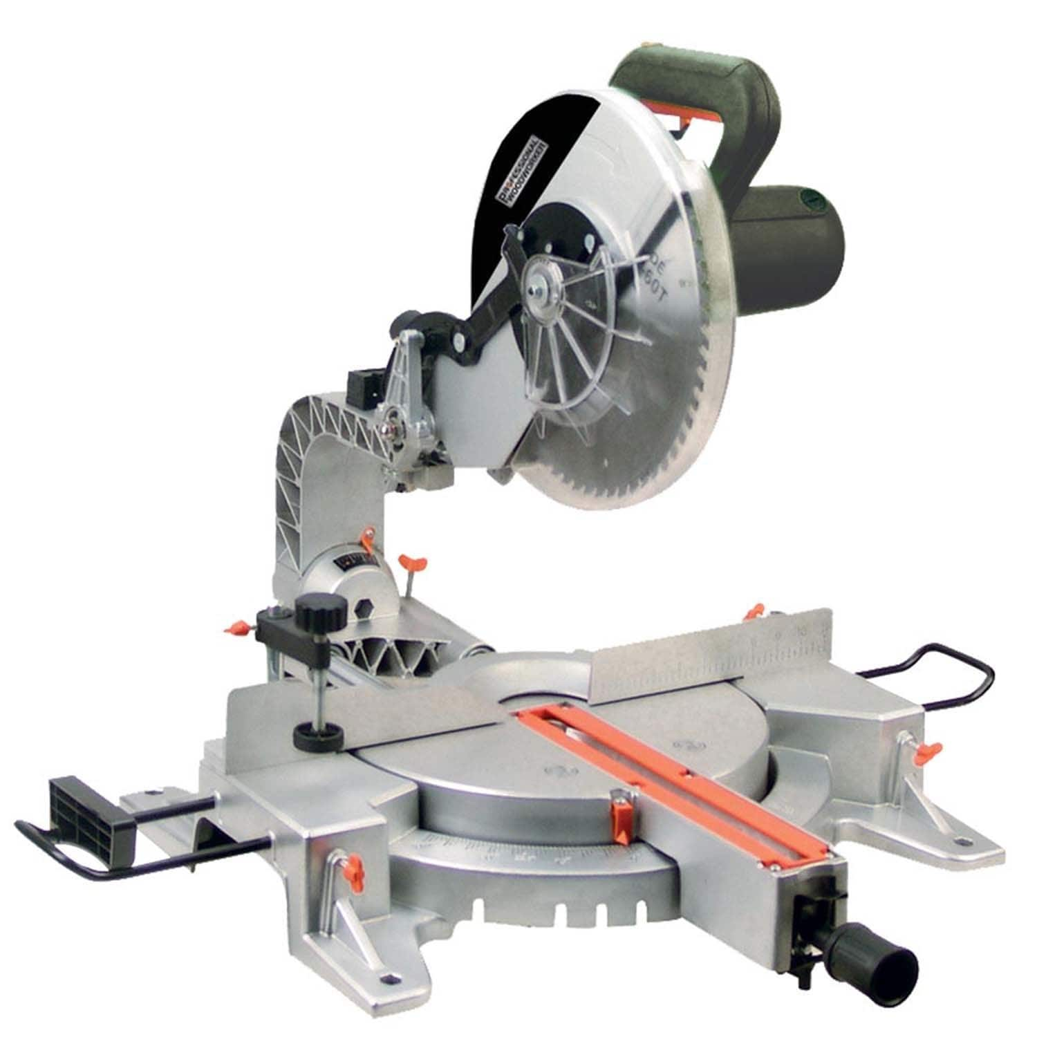 North American Tool Industries Professional Woodworker Sliding Compound Miter Saw with... by Overstock