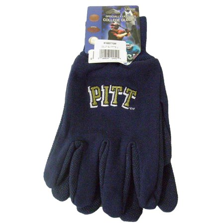 Sports NCAA Sport Utility Gloves (Pittsburgh Panthers LARGE) NEW, McArthur Sports Pittsburgh Panthers By McArthur](Panther Gloves)