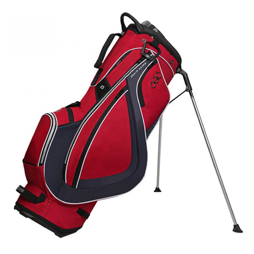 New Ogio Diva Luxe Ladies Stand Bag - Rose Reef