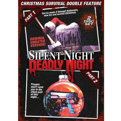 Silent Night, Deadly Night / Silent Night, Deadly Night Part 2 (Widescreen)