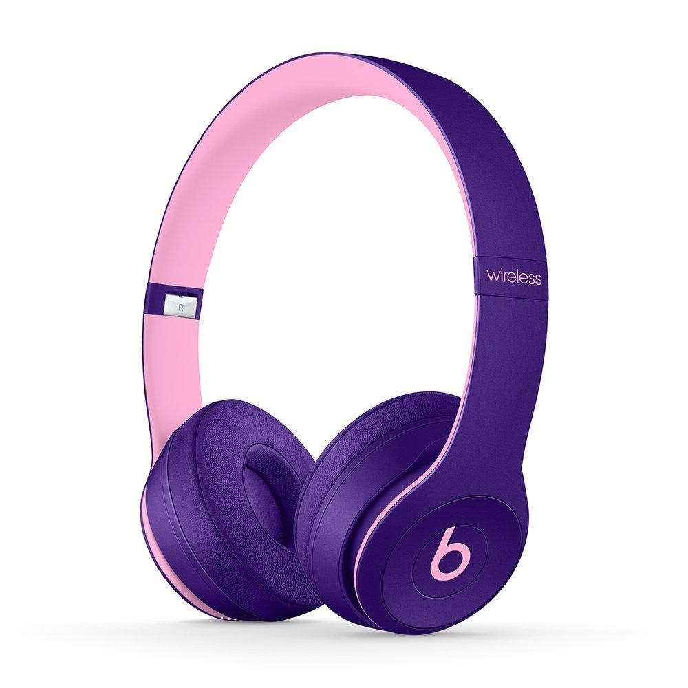 Beats Solo3 Wireless On-Ear Headphones - Beats Pop Collection - Pop Violet