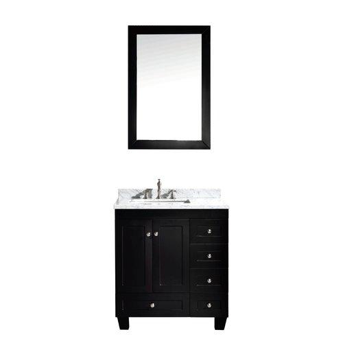 Eviva Acclaim Caroline  30'' Single Bathroom Vanity Set
