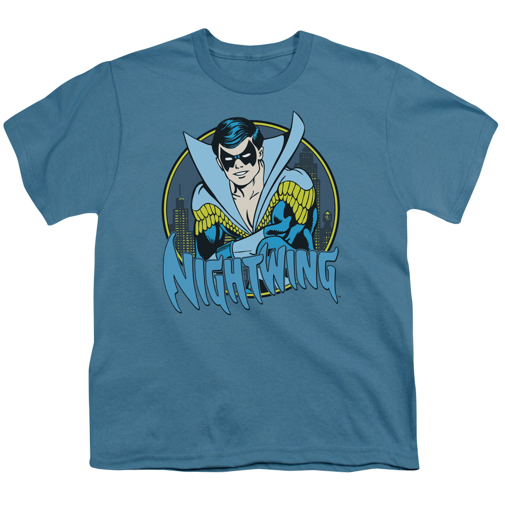 Dc Nightwing Big Boys Youth Shirt