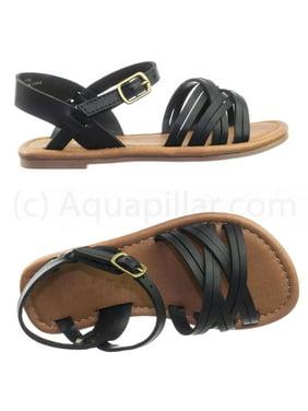 6d40476e5839be Girls Sandals   Flip Flops - Walmart.com