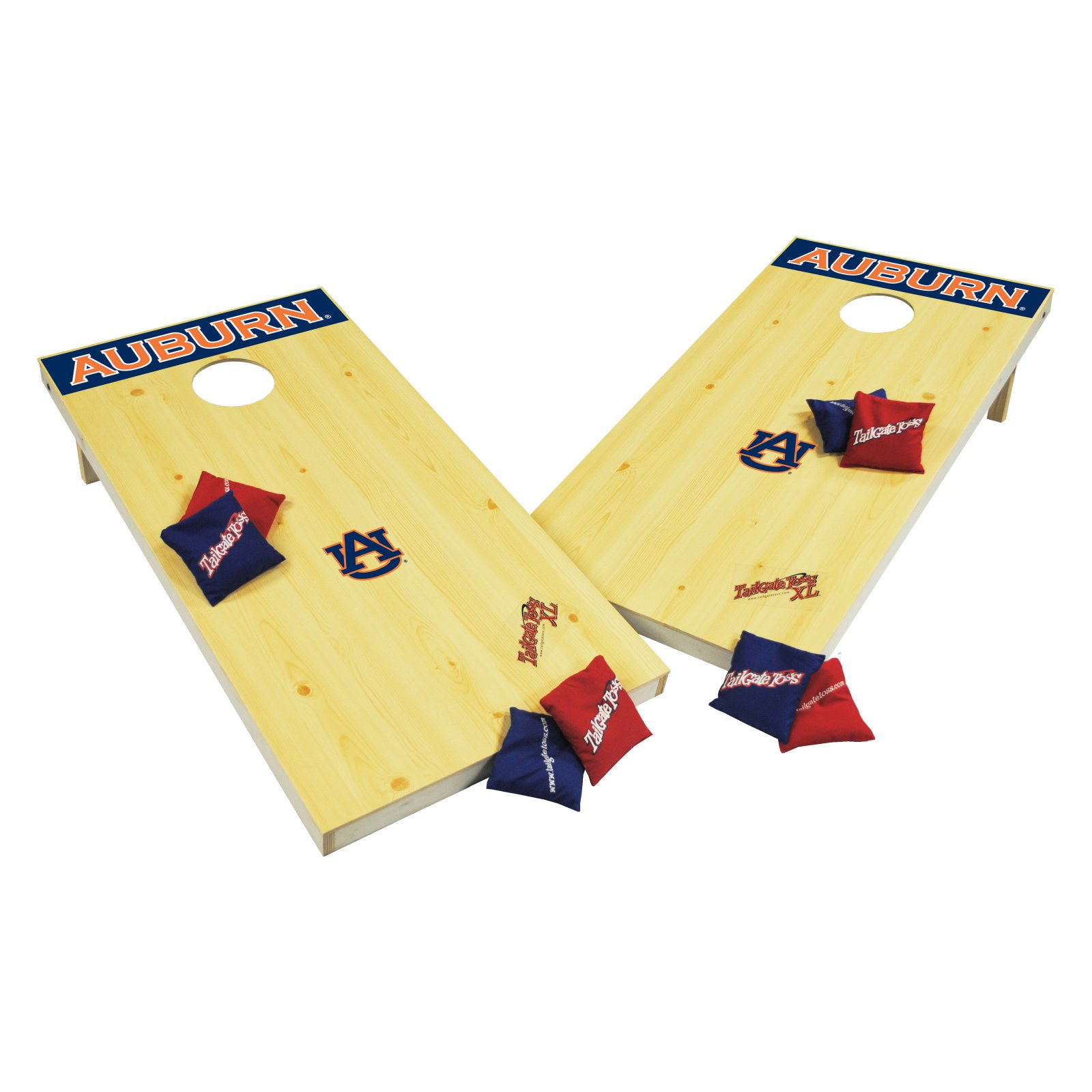 Wild Sports NCAA Tailgate Toss XL Cornhole Set