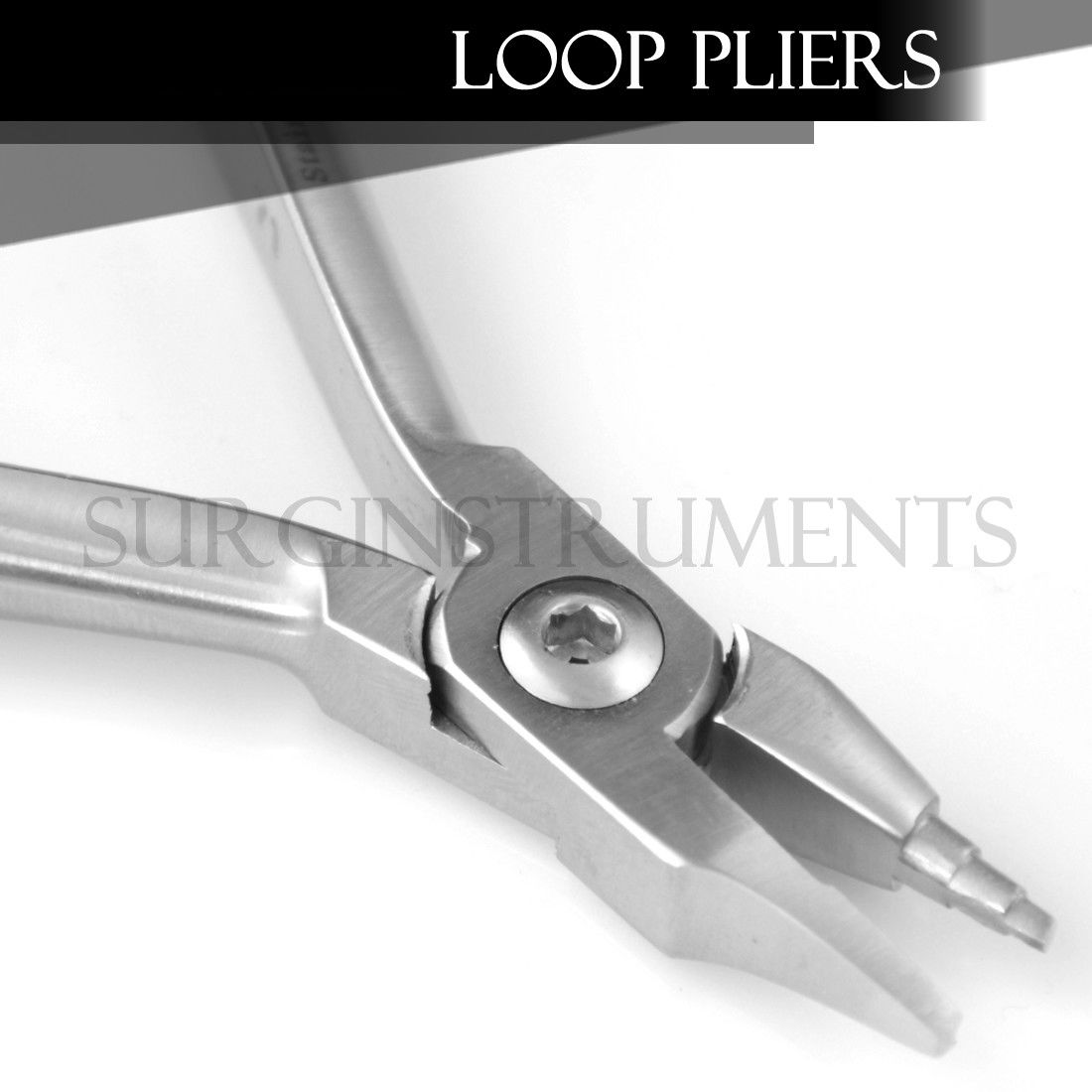 Young Loop Bending Plier Surgical Dental Medical Braces Orthodontic Instruments