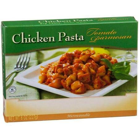 BariatricPal Microwavable Single Serve Protein Entree - Chicken Pasta Tomato