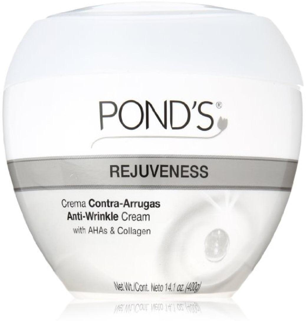 Pond's Rejuveness Anti-Wrinkle Cream 14.1 oz (Pack of 6)