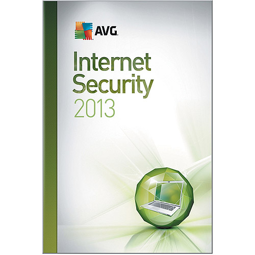 AVG Internet Security 2013 1-User 2-Year  $69.99 (Email Delivery)
