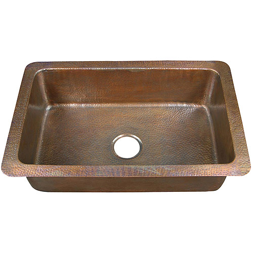 Barclay Large Drop-In Kitchen Single Bowl