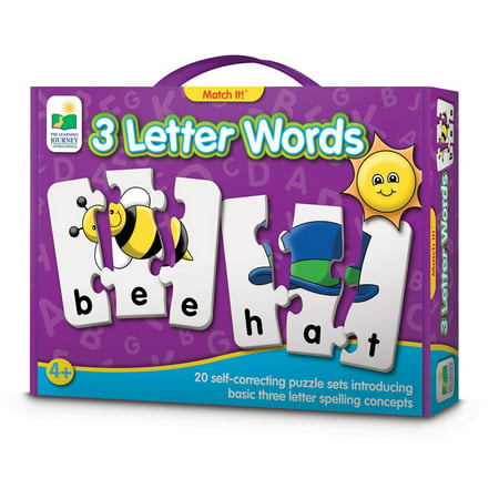 Match It  3 Letter Words  All Word Memory Go Lift Learning Super Picture Real First Shapes Who Head Things Free Easy Becomes Letter Progressive 3 Colors 4 Games Slot    By The Learning Journey