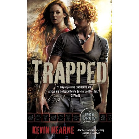 Druids Halloween (Trapped : The Iron Druid Chronicles, Book)