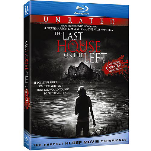 The Last House On The Left (Rated/Unrated) (Blu-ray) (With INSTAWATCH) (Widescreen)