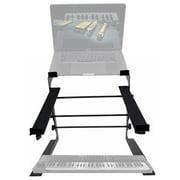 Rockville Laptop+Controller Stand for Native Instruments Komplete Kontrol A61