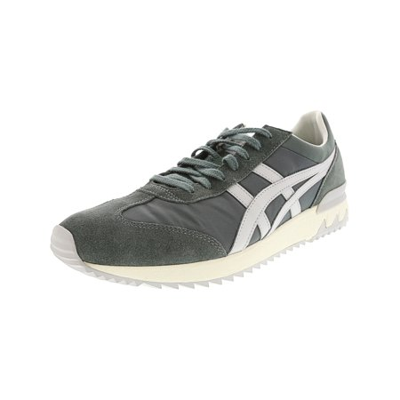 new product f1138 8978c Onitsuka Tiger California 78 EX Everyday Casual Sneaker with Running Shoe  Style - 13M / 11.5M - Dark Forest / Glacier Grey