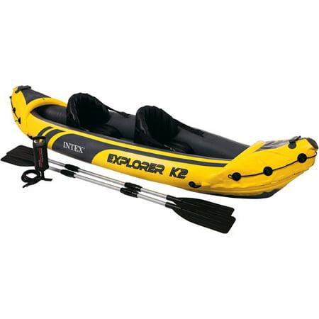 Intex Explorer K2 2 Person Kayak