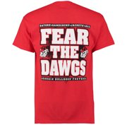 New World Graphics UGA Fear The Dawgs SS T-shirt