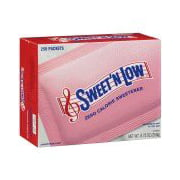 Sweet'N Low Granulated Sugar Substitute, 250 Count Packets