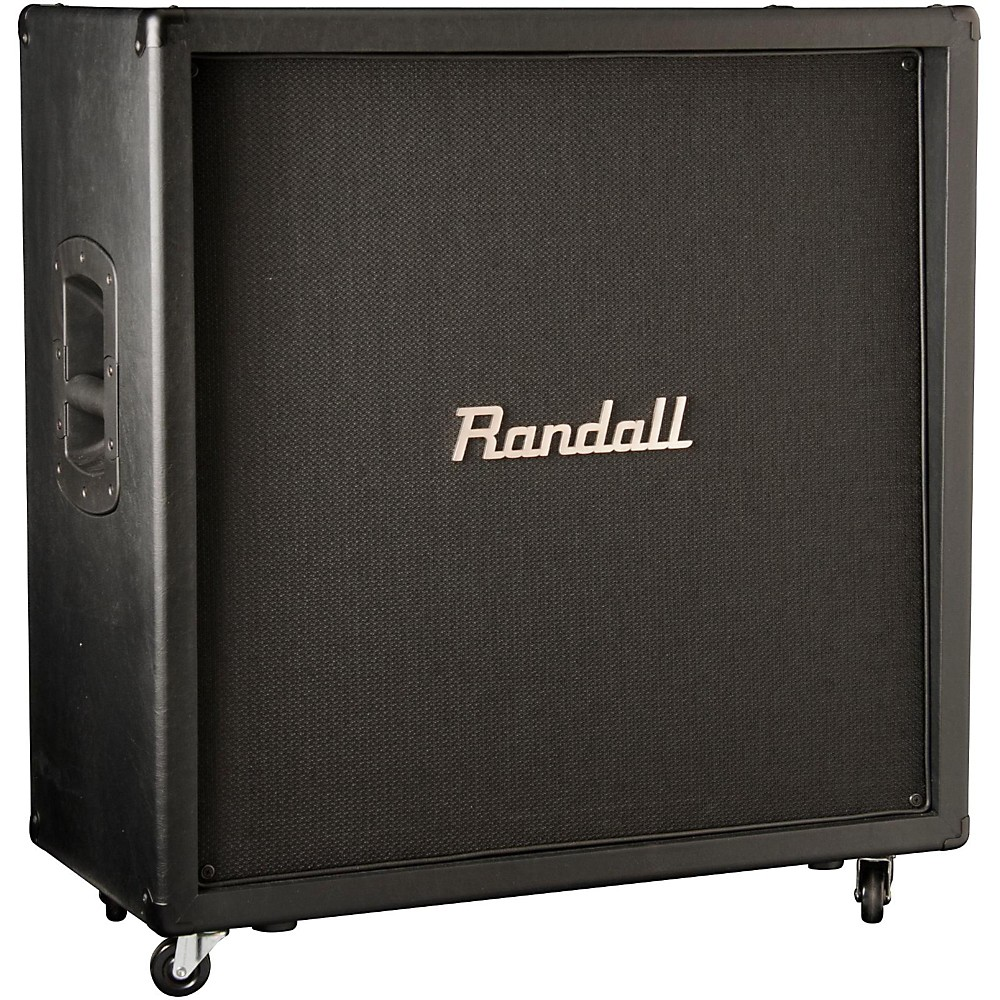 Randall USM-RC412 260W 4x12 Bass Speaker Cabinet Angled 8 Ohms
