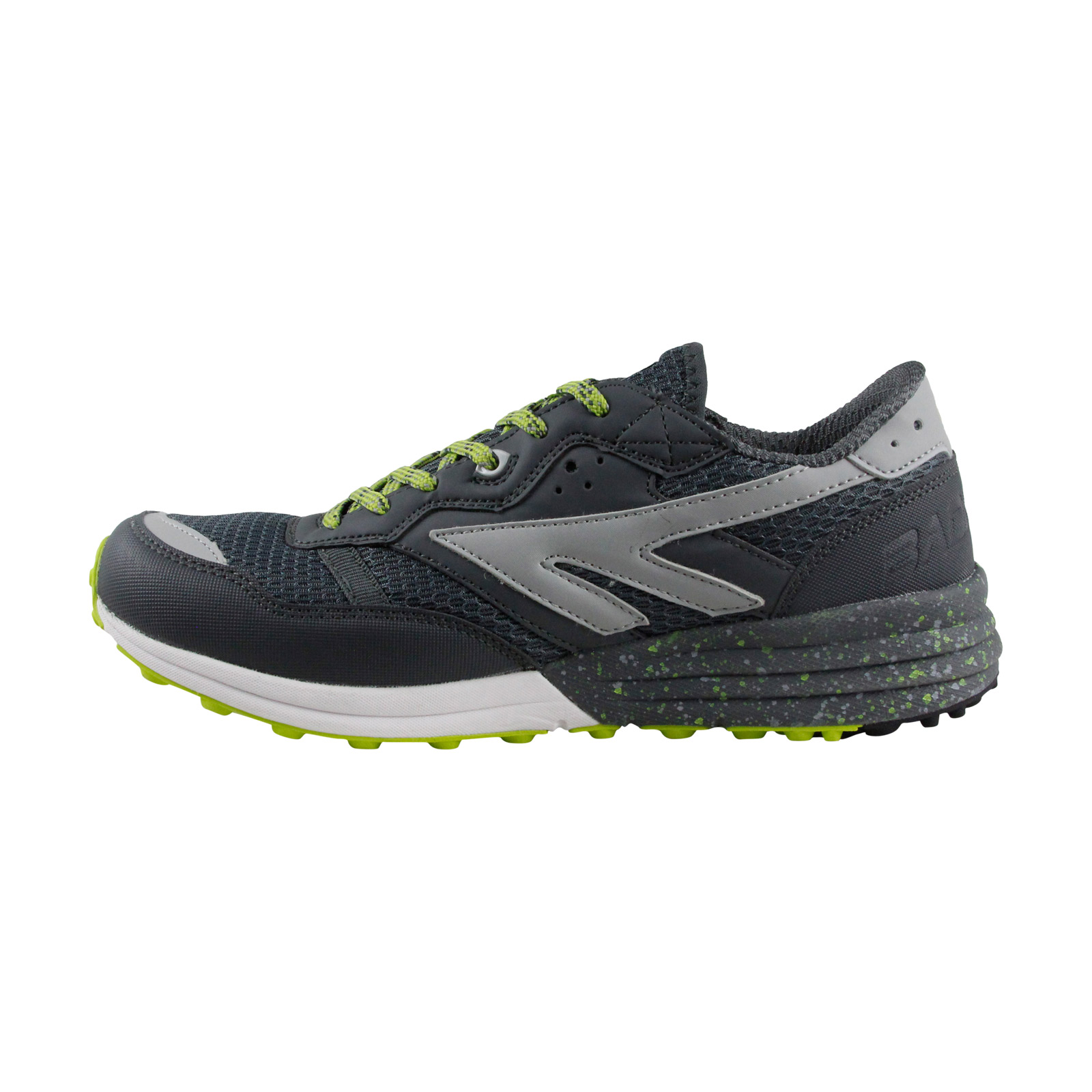 Hi-Tec Men's Badwater Citadel / Limoncello Silver Ankle-High Trail Runner -  8M - Walmart.com
