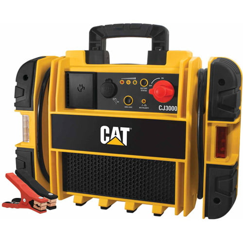 Click here to buy Cat CJ3000 1,000-Amp Professional Jump Starter by CAT.