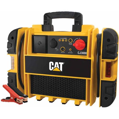 Cat CJ3000 1,000-Amp Professional Jump Starter