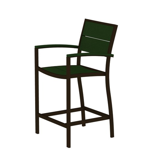 Trex Outdoor Surf City Patio Bar Stool