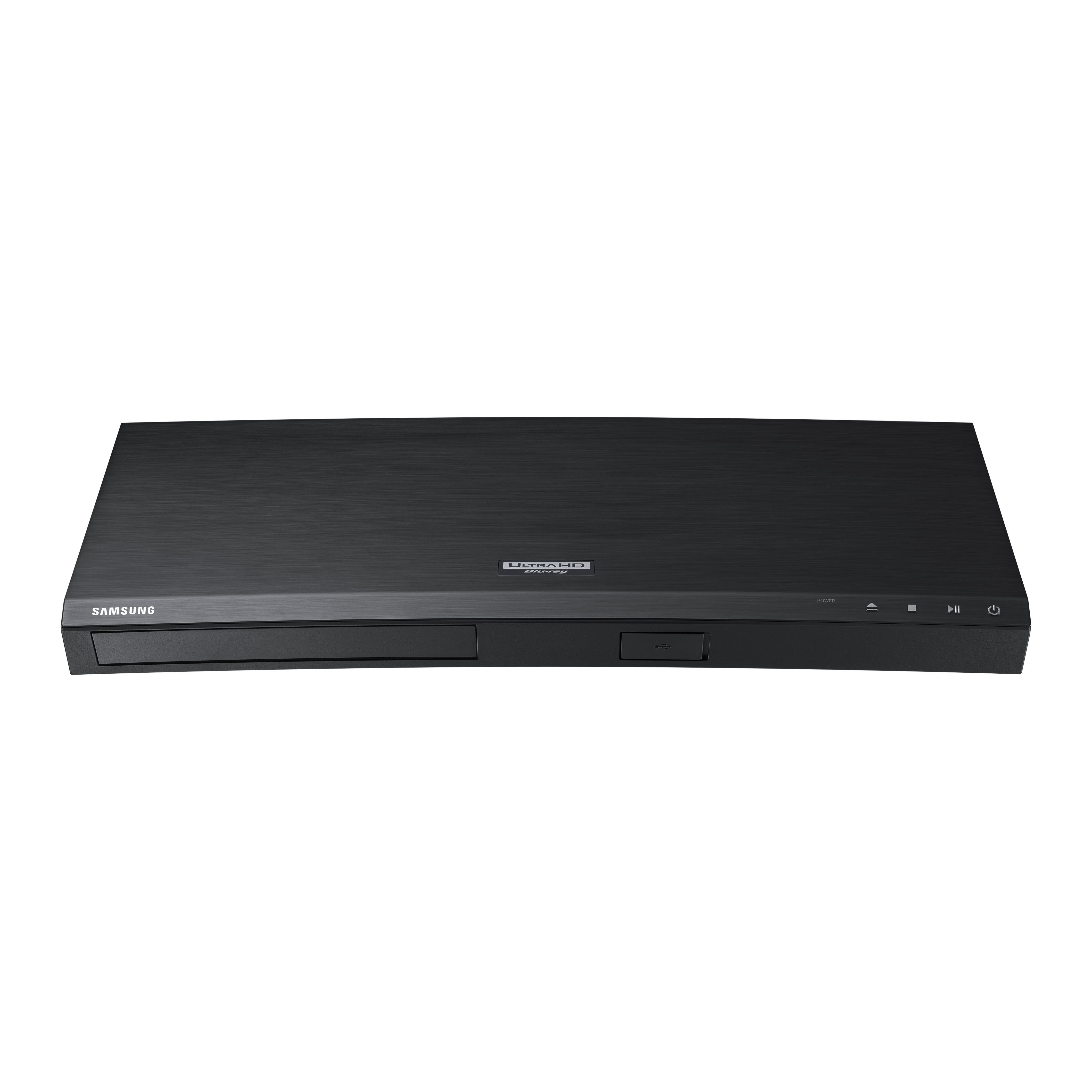 SAMSUNG 4K Ultra-HD Blu-ray & DVD Player with HDR and WiFi Streaming UBD-M7500 by Samsung