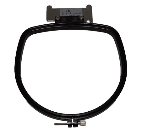Janome MB-4 No. 7 Lettering Hoop J8
