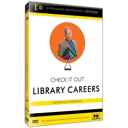 Check It Out: Library Careers - Reference Interviews