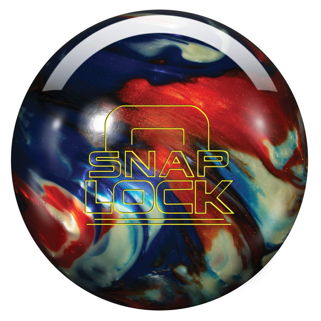 Storm Snap Lock Bowling Ball (15lbs) by Storm Bowling Products