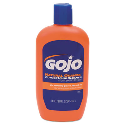 Natural Orange Pumice Hand Cleaner GOJ095712CT