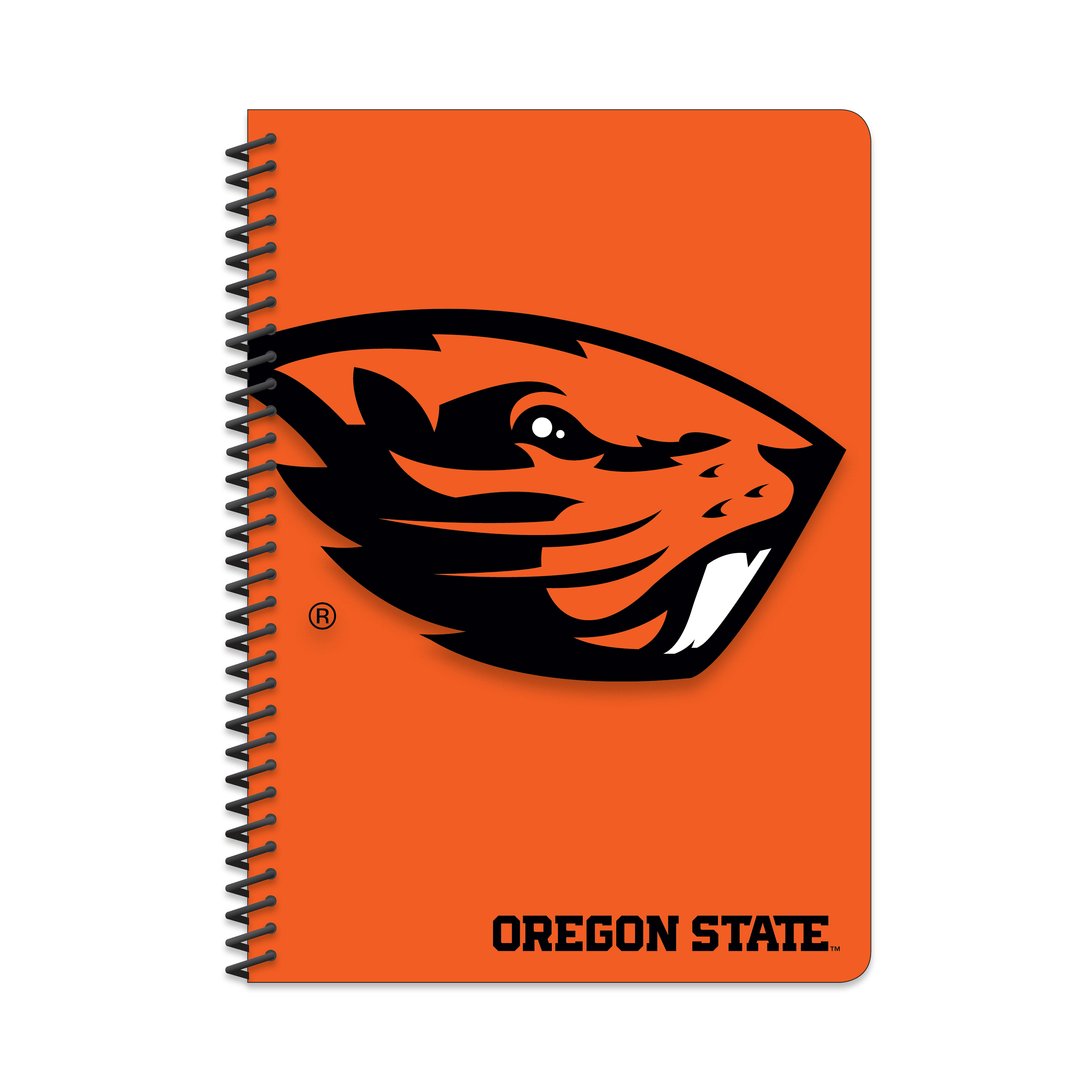 OR ST BEAVERS CLASSIC 5X7 NOTEBOOK