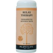 Relax Therapeutic Mineral Bath Salt - 16oz