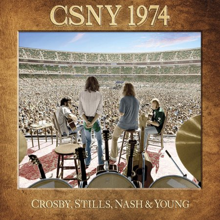 Csny 1974 (CD) (Includes DVD)