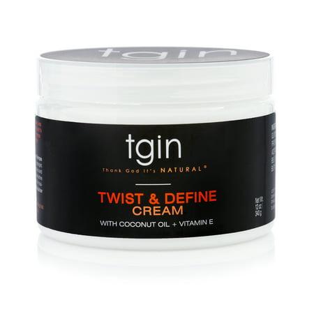 Thank God Its Natural Twist   Define Cream