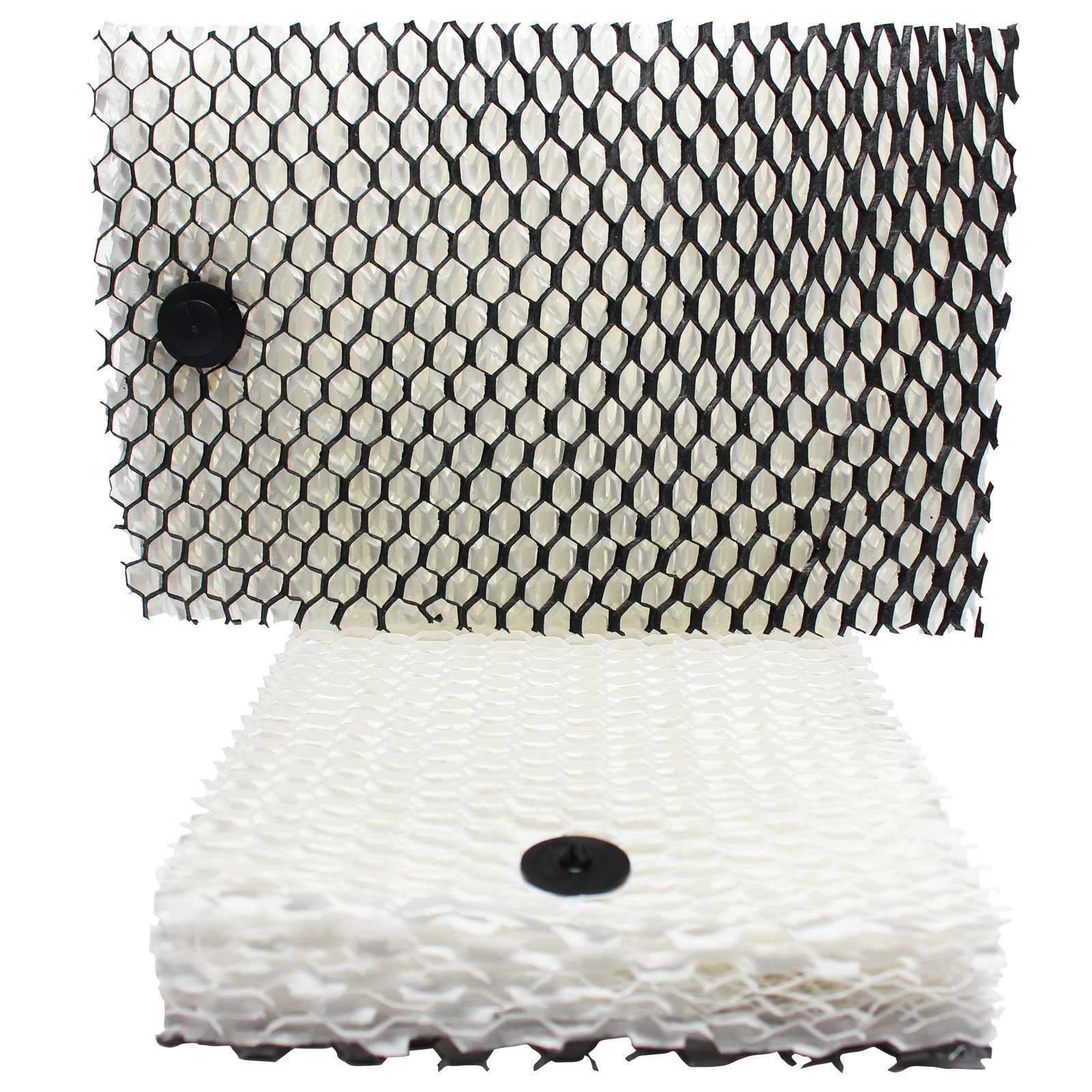 2-Pack Replacement Sunbeam SCM2412 Humidifier Filter  - Compatible Sunbeam SWF100P, HWF100 Humidifier Filter
