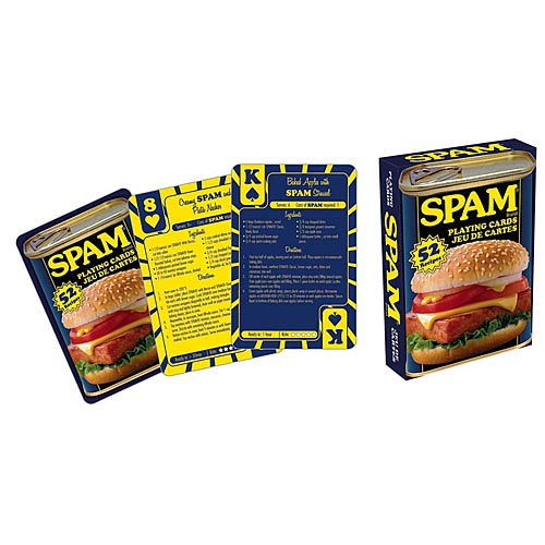 Spam Recipes Playing Cards,  More Food | Drink by NMR Calendars