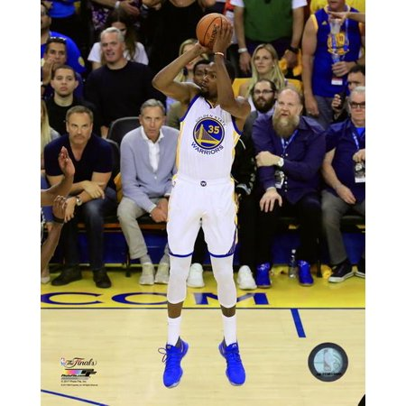 Kevin Durant Game 2 of the 2017 NBA Finals Photo (Kevin Durant Glasses)
