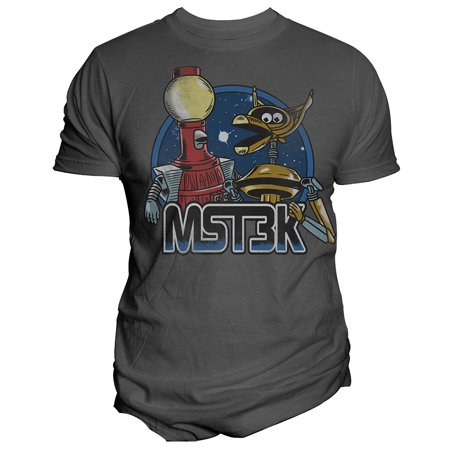 Unisex-Adult Exclusive Mst3k Mystery Science Theater 3000 Tom Servo N Crow -