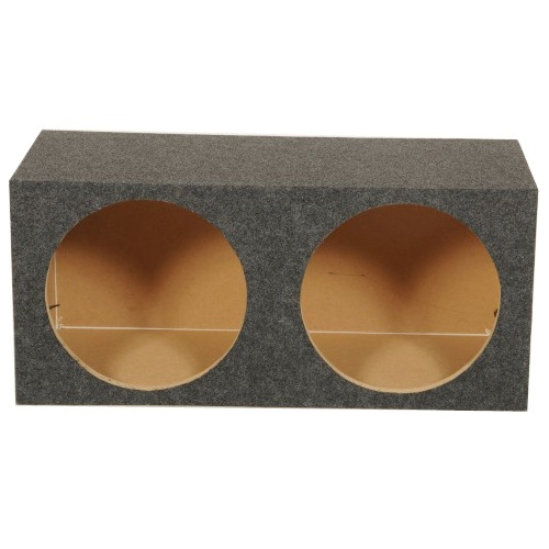 Qp-Q Power 2Hole 15In Sealed 1In Mdf 36X16.25X16.25