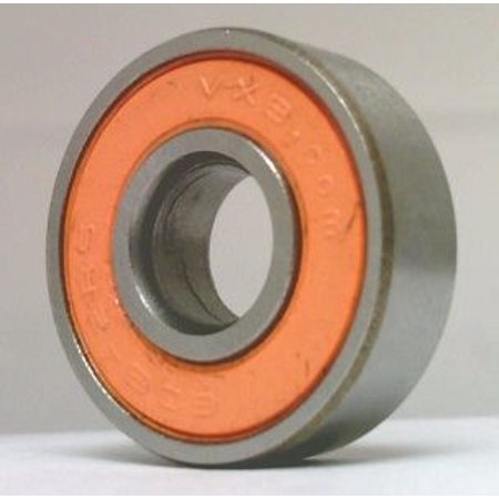 100 608-2RS Ball Bearing Sealed Greased 8x22x7