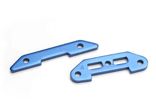 5558 Front and Rear Suspension Tie Bars, Use Traxxas stock and hop-up replacement parts to... by