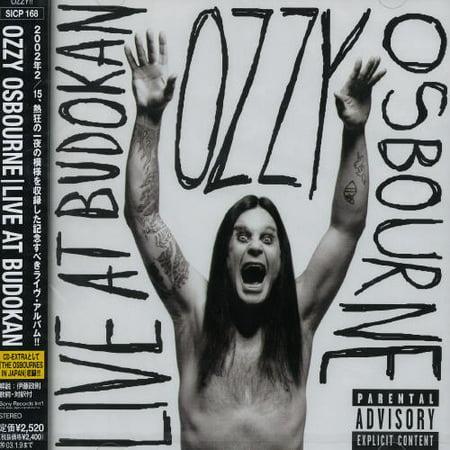 Ozzy Osbourne - Live at Budokan [CD]