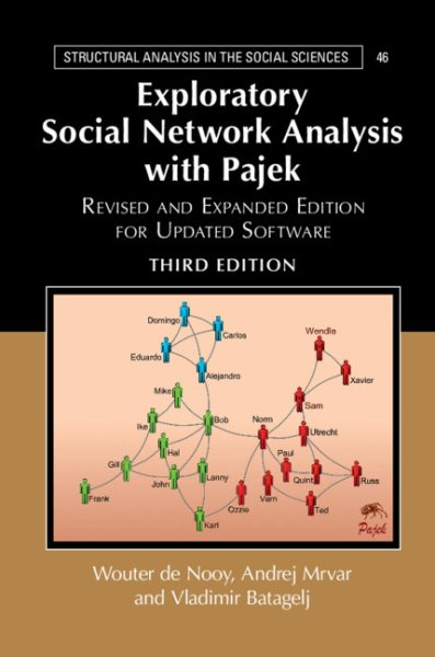 PDF Exploratory Social Network Analysis with Pajek (Structural